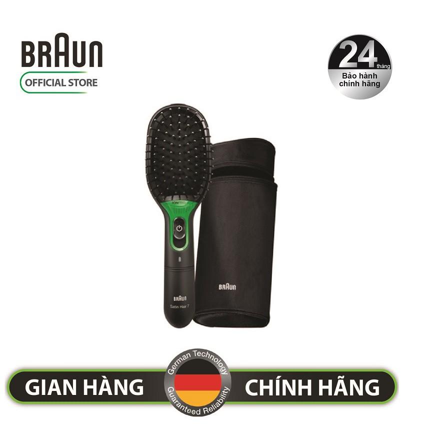 Lược chải tóc điện Braun BR 730