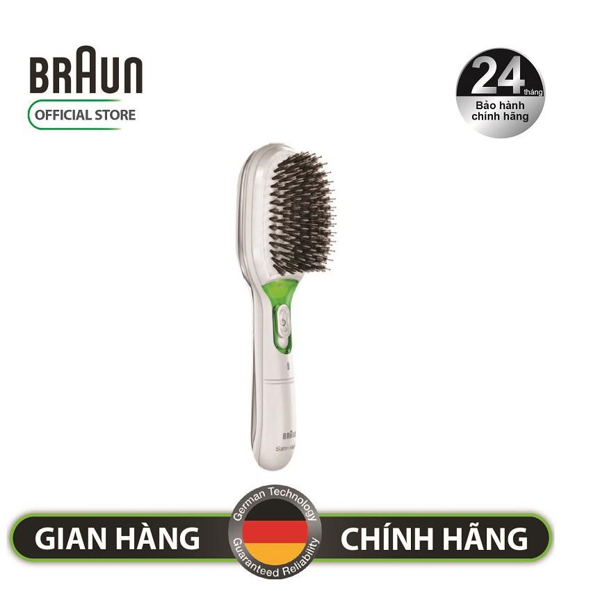 Lược chải tóc điện Braun BR 750