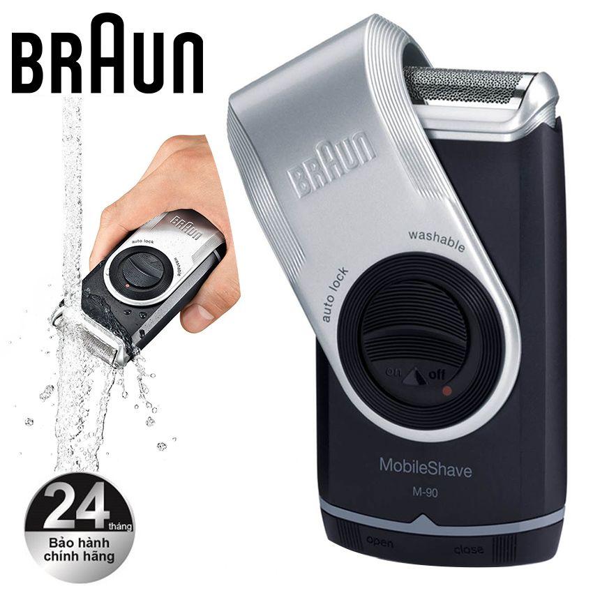 Máy cạo râu du lịch Braun M90