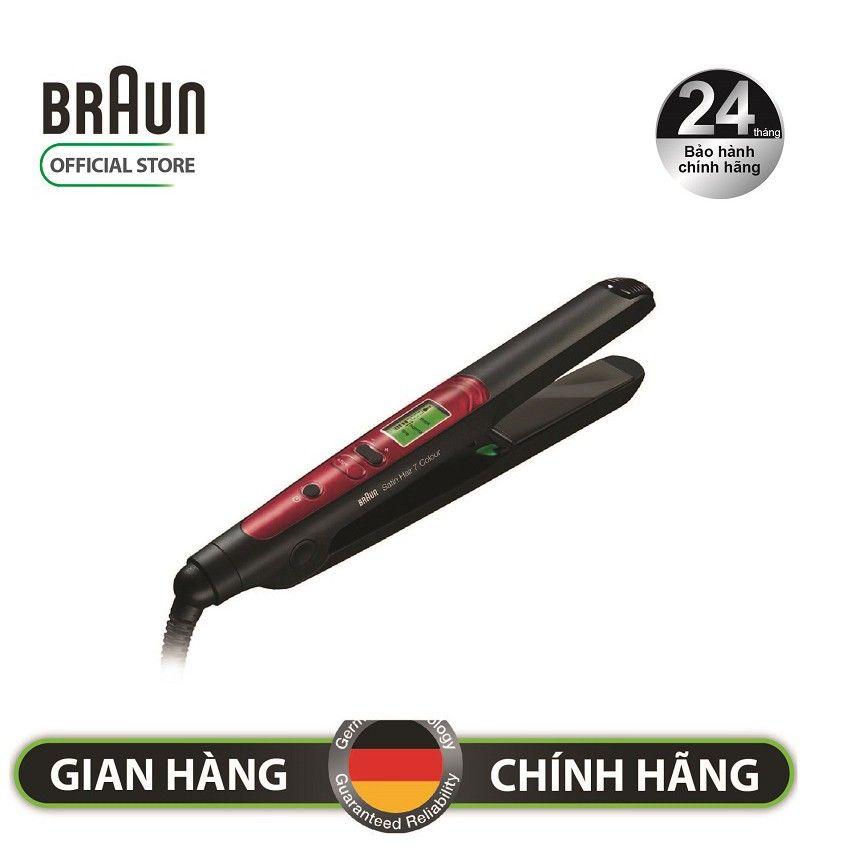 Máy duỗi tóc Braun ST 750