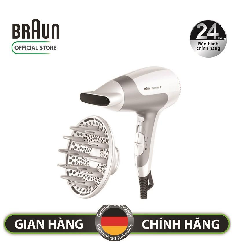 Máy sấy tóc Braun HD 585 DF