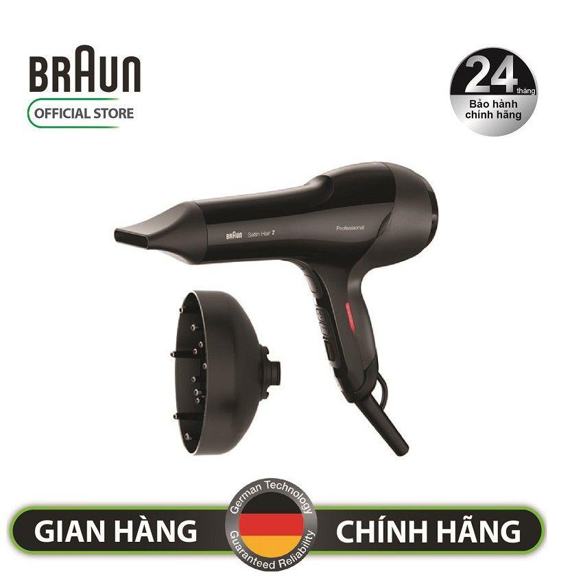 Máy sấy tóc Braun HD 785 DF
