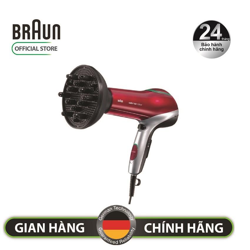 Máy sấy tóc Braun HD 770 DF