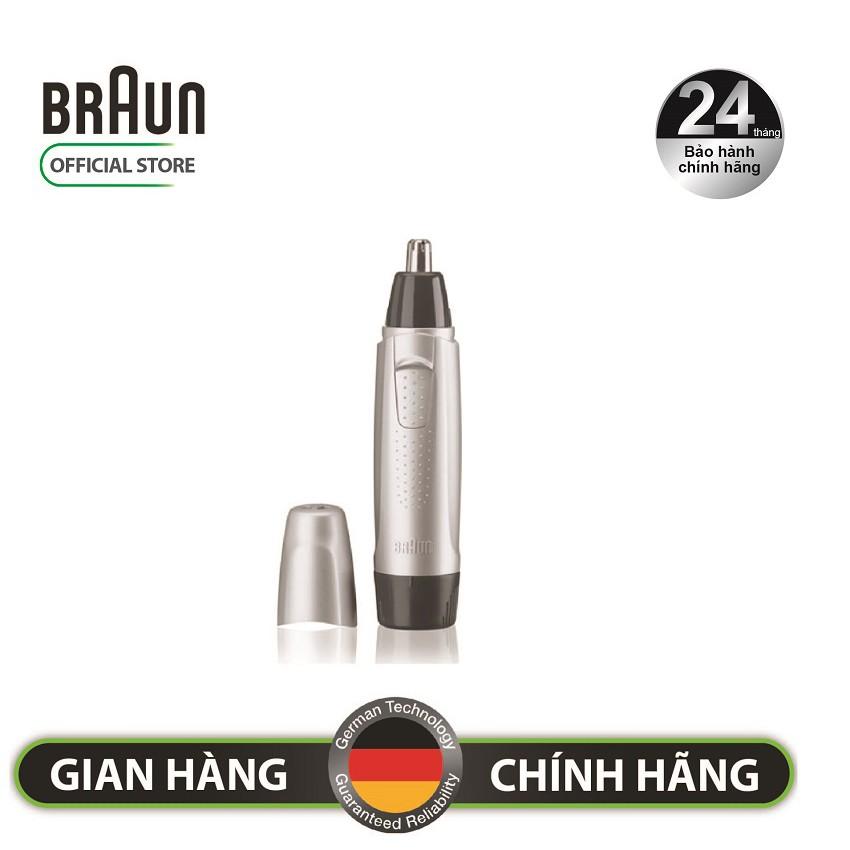 Máy tỉa lông mũi & tai Braun EN 10