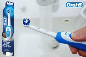 Hướng dẫn sử dụng bàn chải Oral-B Pro Health DB4510