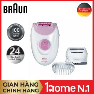 Máy tẩy lông Braun 3270