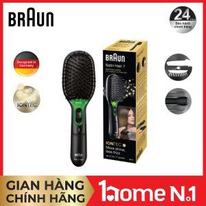 Lược chải tóc điện Braun BR 710
