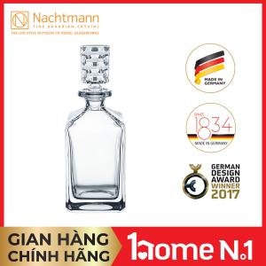 Bộ bình & ly pha lê whisky Nachtmann Bossa Nova 3 món