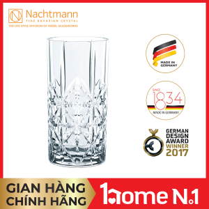 Bộ 4 ly pha lê cao Nachtmann Highland